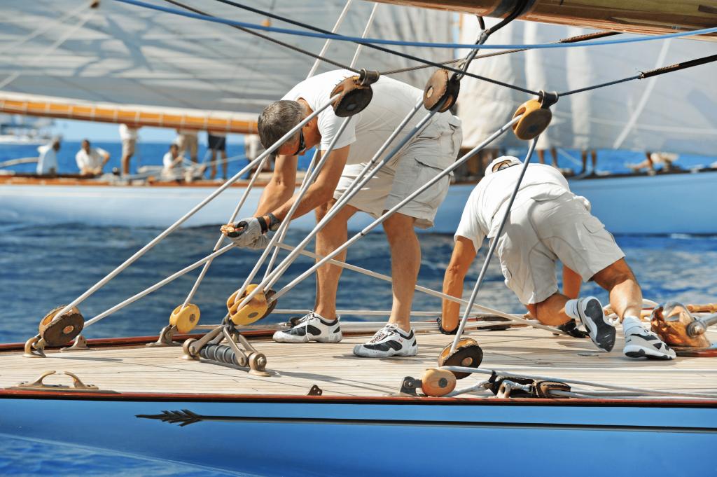 Superyacht Crew Charity Crossfit Challenge