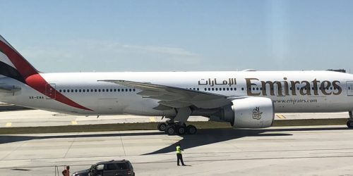 Emirates Refurbished B777-200LR With New Transatlantic Route From FLL To DXB