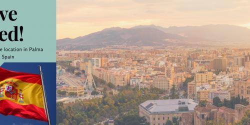 Announcing Our New Business Location In Palma De Mallorca