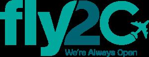 Fly2C logo