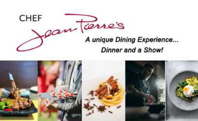 Photo Contest Announcement: Dine with Chef Jean Pierre and GMT